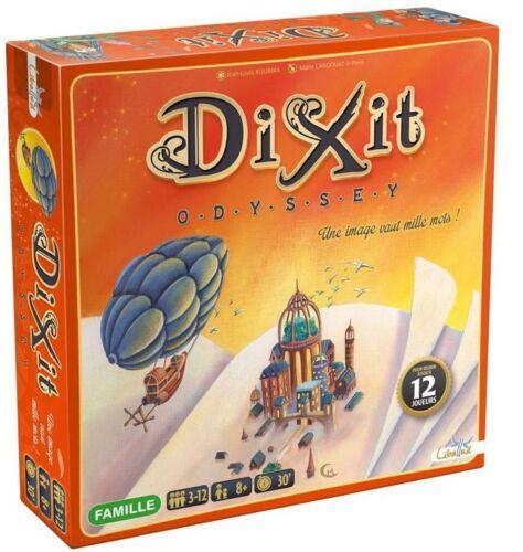 Dixit Odyssey társasjáték (751618)