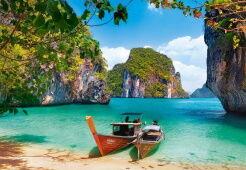 Phi Phi szigetek, Thaiföld 1000 db-os Castorland puzzle