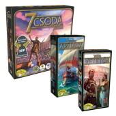 7 Csoda csomag (Armada + Vezetők kiegészítőkkel)