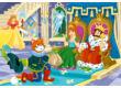 Trefl 16201 - Csizmás Kandúr - 100 db-os puzzle
