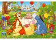 Trefl 14138 - Micimackó Születésnapi zsúrja - 24 db-os Maxi puzzle