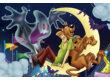 Trefl 16197 - Scooby-Doo - Scooby Shaggy és a vidám szellem - 100 db-os puzzle