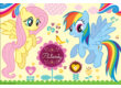 Trefl 17240 - My Little Pony - 60 db-os puzzle