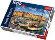 Trefl 26130 - Régi kikötő Saint Tropez - 1500 db-os puzzle