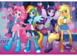 Trefl 30005 - Equestria girls - 160 db-os Shine Color puzzle