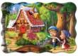 Castorland C-02368 - Jancsi és Juliska - 20 db-os Maxi puzzle