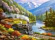 Castorland B-030293 - Eagle River - 300 db-os puzzle