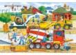 Castorland B-040018 - Építkezés - 40 db-os Maxi puzzle