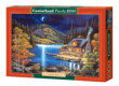 Castorland C-102990 - Holdfényes kunyhó - 1000 db-os puzzle