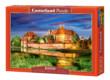 Castorland C-103010 - Malbork Kastély Lengyelország - 1000 db-os puzzle