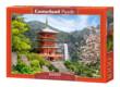 Castorland C-103201 - Seiganto-ji templom Japán - 1000 db-os puzzle