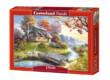 Castorland C-150359 - Kunyhó - 1500 db-os puzzle