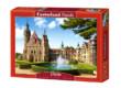 Castorland C-150670 - Moszna Kastély Lengyelország - 1500 db-os puzzle
