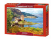 Castorland C-200016 - Eilean Donan Kastély Skócia - 2000 db-os puzzle