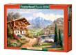 Castorland C-200511 - Magas vidéki menedék - 2000 db-os puzzle
