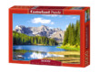 Castorland C-300198 - Misurina-tó Olaszország - 3000 db-os puzzle