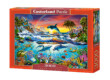 Castorland C-300396 - Paradise öböl - 3000 db-os puzzle