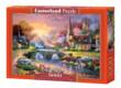 Castorland C-300419 - Békés gondolatok - 3000 db-os puzzle