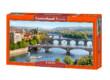 Castorland C-400096 - Vltava híd Prága - 4000 db-os puzzle