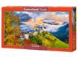Castorland C-400164 - Colle Santa Lucia, Olaszország - 4000 db-os puzzle