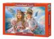 Castorland B-51762 - Mennyei üzenet - 500 db-os puzzle