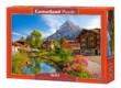 Castorland B-52363 - Kandersteg, Svájc - 500 db-os puzzle