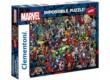 Clementoni 39411 - A lehetetlen puzzle - Marvel - 1000 db-os puzzle