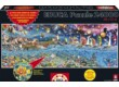 Educa 13434 - Az élet - 24000 db-os puzzle