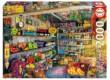 Educa 17128 - Zöldséges - 2000 db-os puzzle