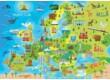 Educa 18607-  Európa térképe - 150 db-os puzzle