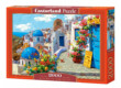 Castorland C-200603 - Tavasz Santoriniben - 2000 db-os puzzle
