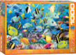 EuroGraphics 6000-0625 - Ocean Colours - 1000 db-os puzzle