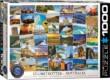 EuroGraphics 6000-0753 - Globetrotter, Australia - 1000 db-os puzzle
