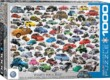EuroGraphics 6000-0815 - What's your Bug? - 1000 db-os puzzle