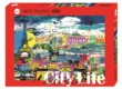 Heye 29741 - City Life - I love Paris - 1000 db-os puzzle