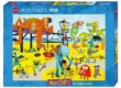 Heye 29798 - Monster Beach - 1000 db-os puzzle