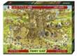 Heye 29833 - Funky Zoo - Monkey Habitat, Degano - 1000 db-os puzzle