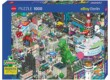 Heye 29915 - Pixorama - Berlin Quest - 1000 db-os puzzle
