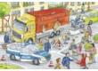 Ravensburger 07814 - A város hősei - 2 x 24 db-os puzzle