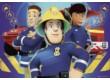 Ravensburger 09042 - Sam, a tűzoltó - Sam segít a bajban - 2 x 24 db-os puzzle