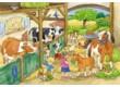 Ravensburger 09195 - Élet a farmon - 2 x 24 db-os puzzle