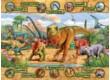 Ravensburger 10609 - Dinoszauruszok - 100 db-os XXL puzzle
