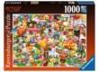 Ravensburger 15984 - Emoji - 1000 db-os puzzle
