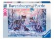 Ravensburger 19146 - Sarkvidéki farkasok - 1000 db-os puzzle