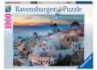 Ravensburger 19611 - Santorini, Görögország - 1000 db-os puzzle