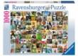 Ravensburger 19642 - Vidám állatok - 1000 db-os puzzle