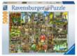 Ravensburger 17430 - Colin Thompson - 5000 db-os puzzle