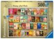 Ravensburger 16412 - Vintage szakácskönyvek, Aimee Stewart - 500 db-os puzzle
