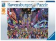 Ravensburger 16423 - Szilveszter a Times Square-en - 500 db-os puzzle