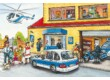 Schmidt 56215 - Fire Brigade and Police - 3 x 24 db-os puzzle